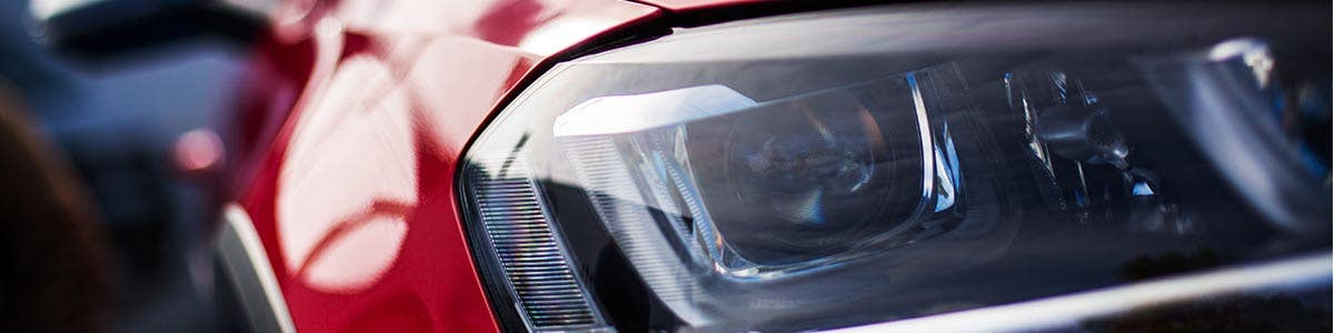 Parkeringsljus i LED