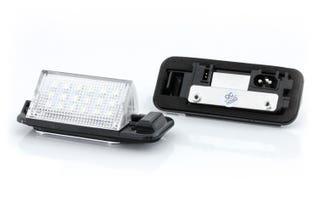 Canlamp LED nummerplåtskit (BMW E36)