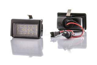 Canlamp LED nummerplåtsljus kit (Mercedes T9)