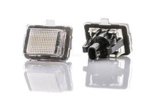 Canlamp LED nummerplåtsljus kit (Mercedes T11)