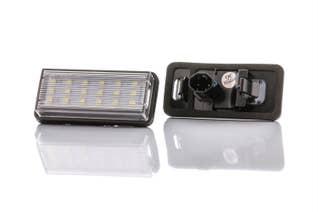 Canlamp LED skyltljus kit (Toyota T2)