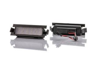 Canlamp LED nummerplåtsljus kit (Hyundai T3)