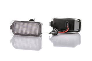 Canlamp LED nummerplåtsljus kit (Ford T4)