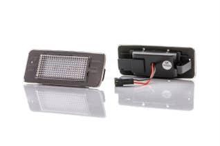 Canlamp LED nummerplåtsljus kit (Opel T3)