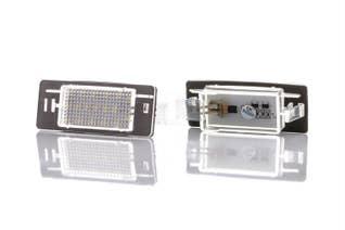 Canlamp LED nummerplåtsljus kit (Opel T4)