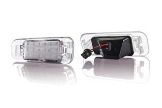 Canlamp LED skyltljus kit (Kia T1)