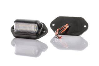 Canlamp LED nummerplåtsljus kit (Universal)