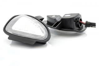 Lumen spegelljus VW (T1)