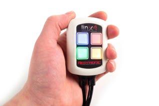 Redtronic LINX4 kontrollpanel