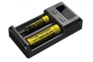 Nitecore batteriladdare