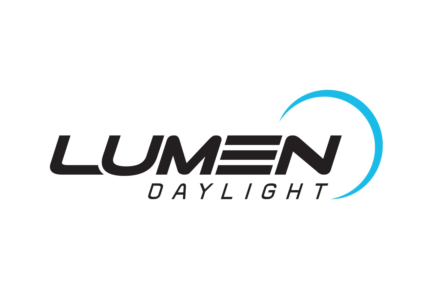 Lumen Cyclops7 Midnight LED extraljus