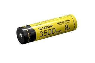 Nitecore 18650 uppladdningsbart batteri