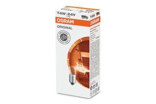 Osram original T4W 24v halogenlampa