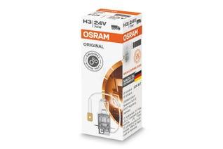 Osram original H3 24v halogenlampa