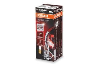 Osram Truckstar Pro H3 24v halogenlampa