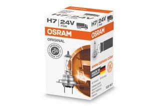 Osram original H7 24v halogenlampa
