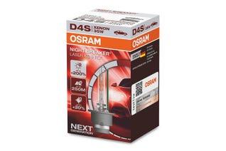 Osram D4S Night Breaker Laser 200%