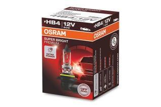 Osram Super Bright Premium HB4 halogenlampa