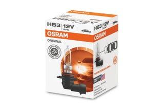 Osram original HB3 glödlampa