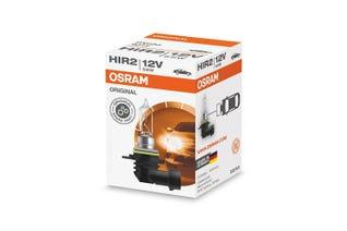 Osram original HIR2 halogenlampa