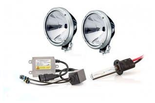 Hella Rallye Xenon extraljus-kit