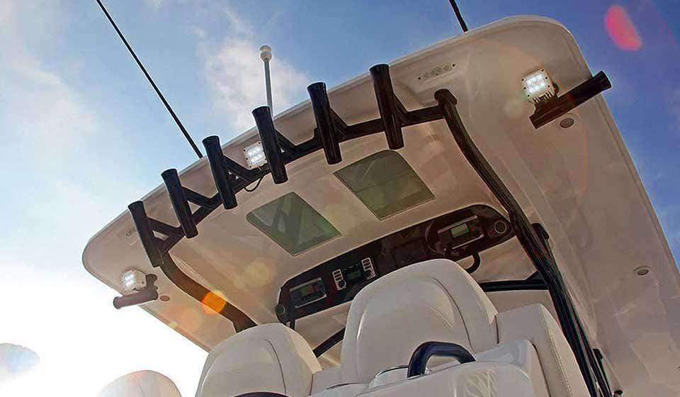 Kjøp LED-lys til båten hos ekstralys.no